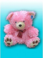 "18"" Pink Teddy Bear"