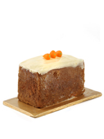 2.2 lbs Carrot Cake  from Hobnob